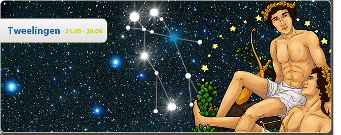 Tweelingen - Gratis horoscoop van 10 mei 2021 paragnosten